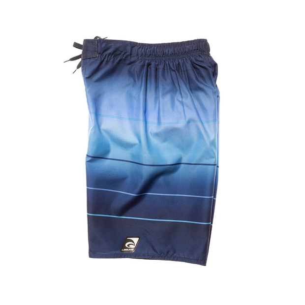 BOYS EPIC STRIPE BOARDSHORT UPF 50