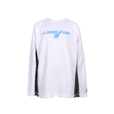 BOYS SURF BEAT LS RASHGUARD UV GUARD