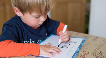 Top Tips To Help Your Child Learn To Write