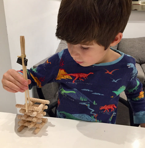 Games to improve fine motor skills chopsticks
