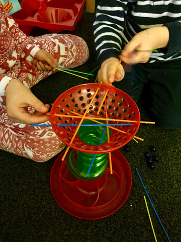 Games to improve fine motor skills kerplunk