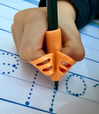 Learn To Write, Handwriting aid, silicone pencil grip