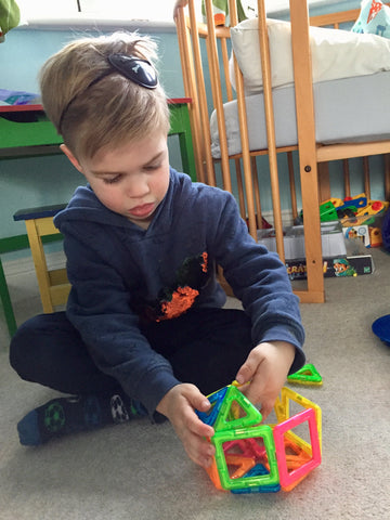 Magformers construction toys for toddlers