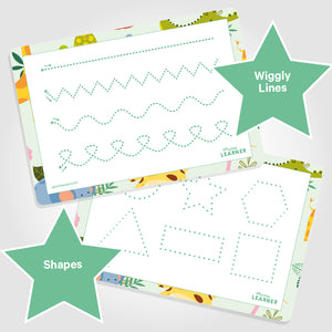 Tracing Worksheets | Printable - My Little Learner