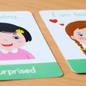 Emotions Flashcards + Daily Activities Flashcards - QUIRK + foible London