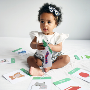 First Words Flashcards - My Little Learner