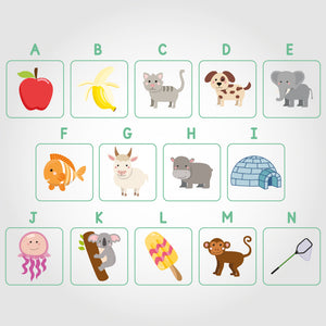 PERSONALISED LEARNING MAT | FIRST NAME | PRACTICE - My Little Learner