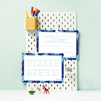 Personalised Learning Mat | Forename | Alphabet or Numbers