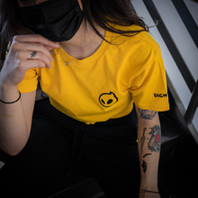 Load image into Gallery viewer, Essentials Yellow Tee