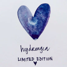 Hydeangea (LE) - watercolour HALF PAN