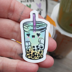 sticker - Milk Tea