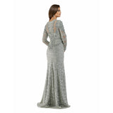 Dress Earth Lara 29665 - V neck mermaid gown