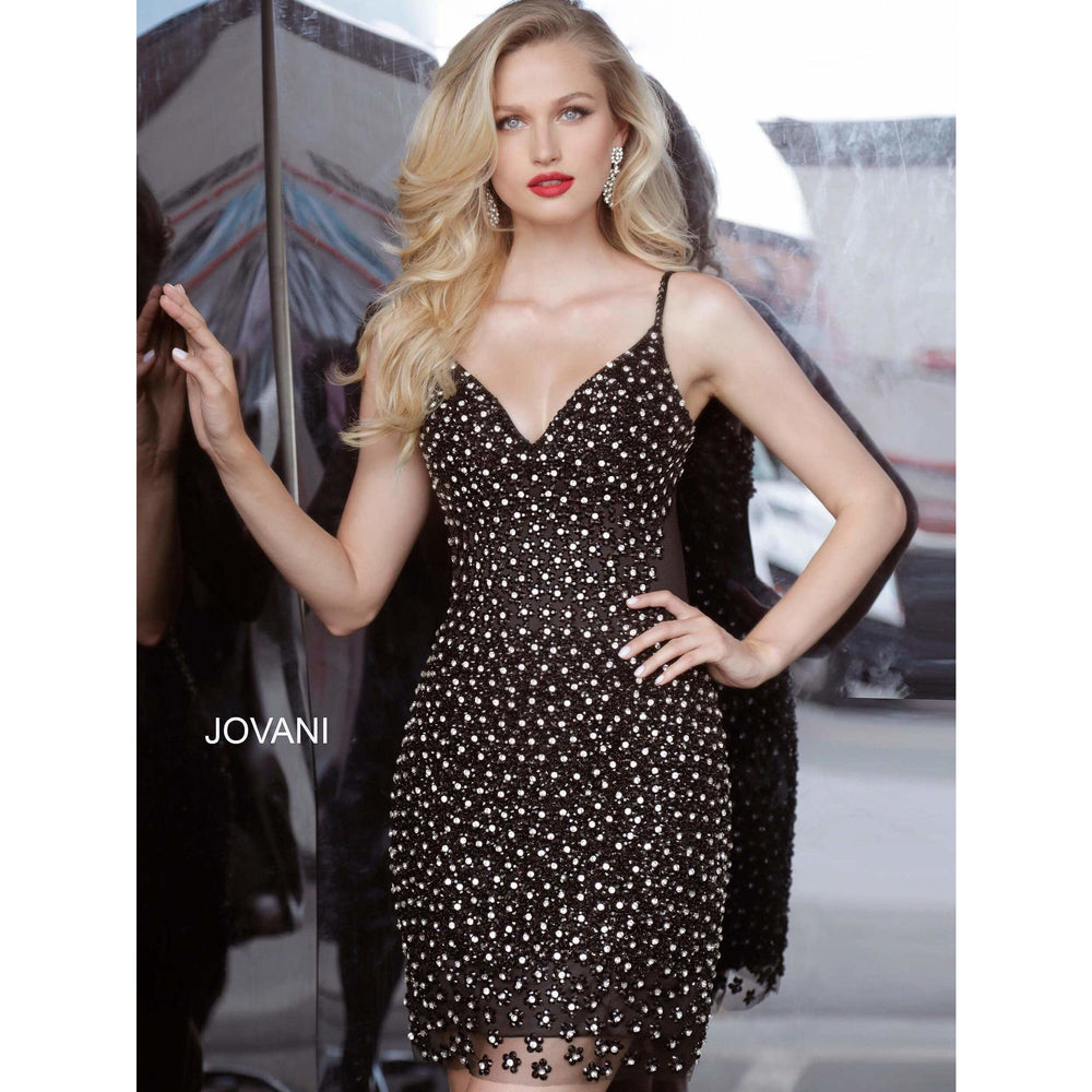 Jovani Cocktail Dress Jovani 000476 Cocktail Dress