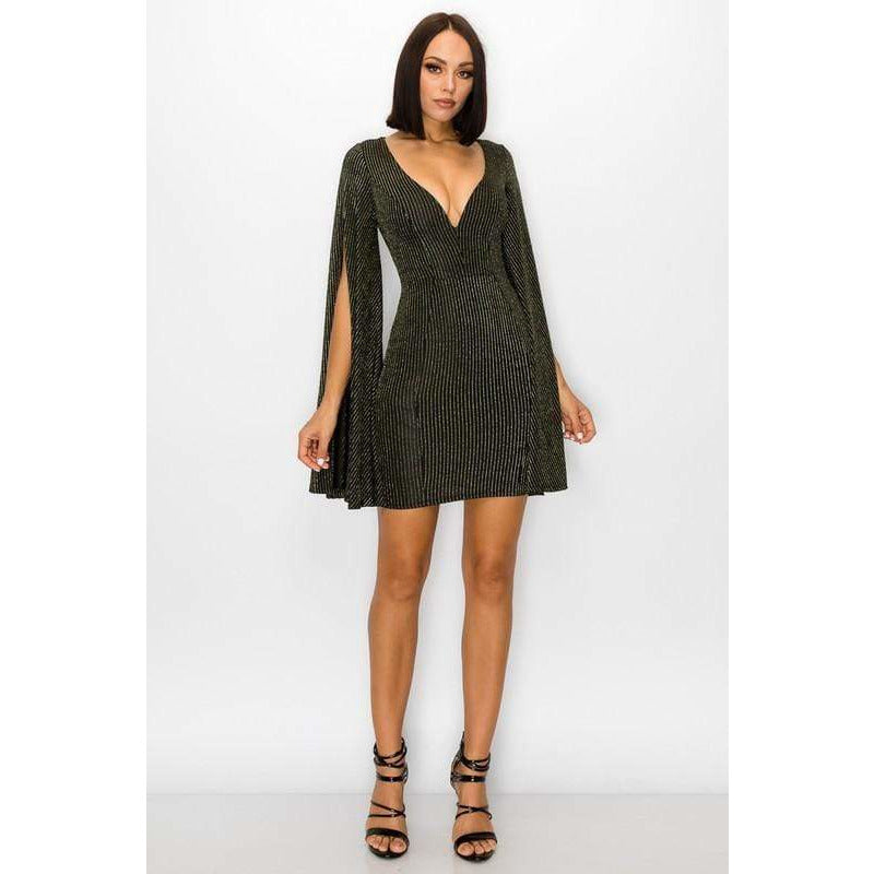 LaNoraCollection LaNoraDresses The Nikky Mini Party Dress