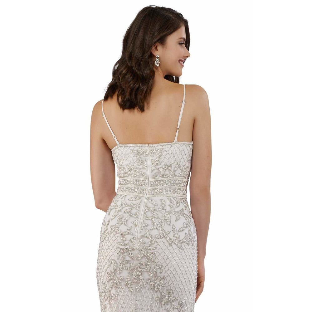 Lara Design Dress LARA 51019 Dress White Gown/ Ivory