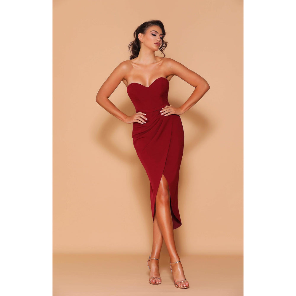 NorasBridalBoutiqueNY Dress Strapless Cocktail Dress