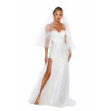 Portia and Scarlett Bridal Gown PSB6818 Ivory  Portia and Scarlett from NorasBridalBoutiqueNY