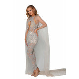 Portia and Scarlett Couture Gown Portia and Scarlett Couture PS4057C S