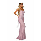 Portia and Scarlett Evening Dress PS6328 PINK Portia and Scarlett