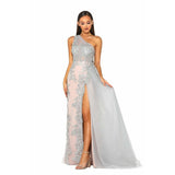 Portia and Scarlett Evening Gowns Portia And Scarlett Prom Dress PS5051