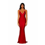 Portia and Scarlett Prom Dress PS5029 Prom Dress Red by Portia and Scarlett