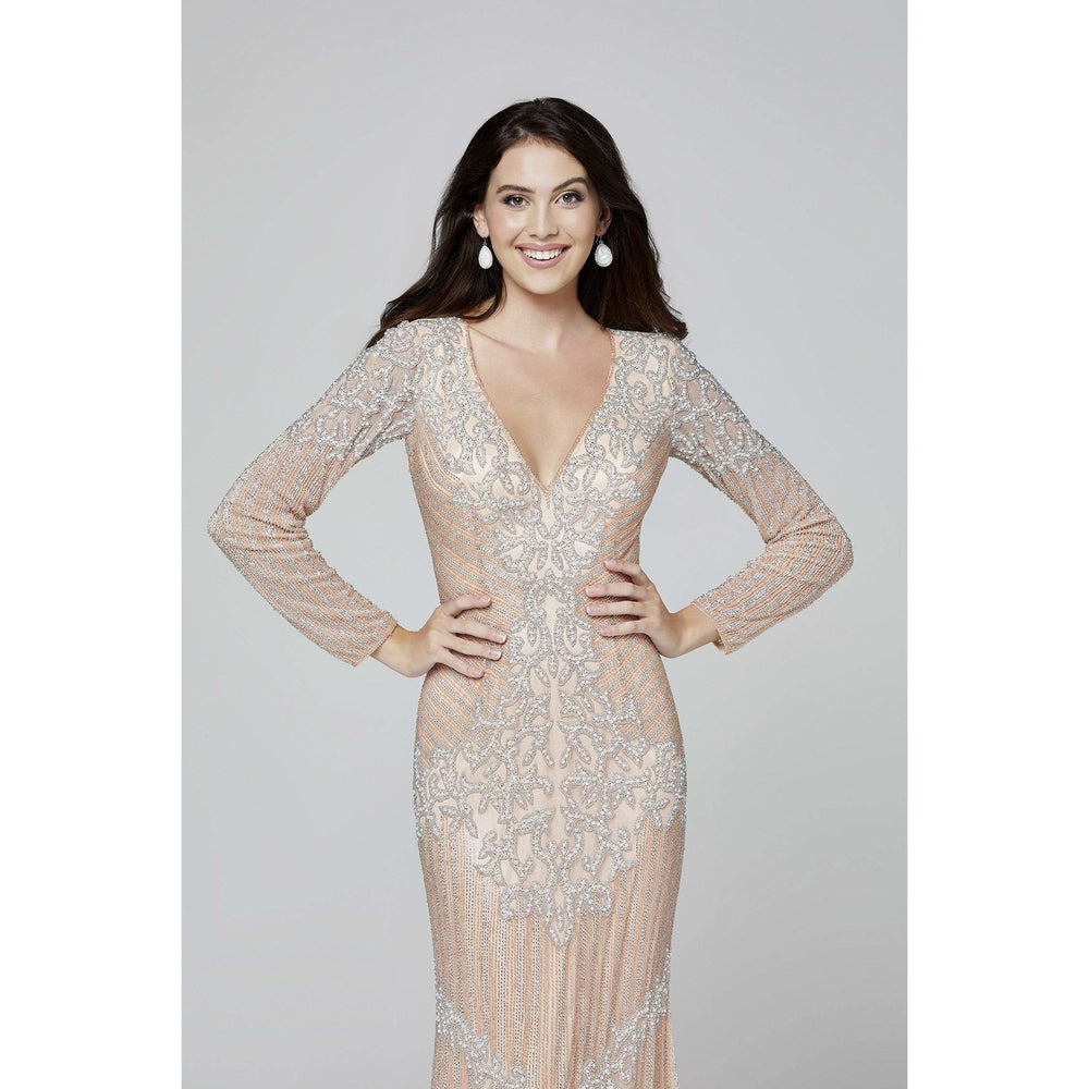 Primave Couture Evening Dress Primavera Couture 3365