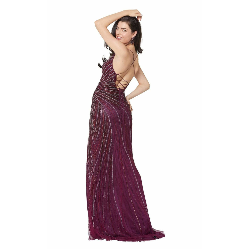 Primavera Couture Prom Dress Primavera Couture 3403 Sequins Fitted Dress