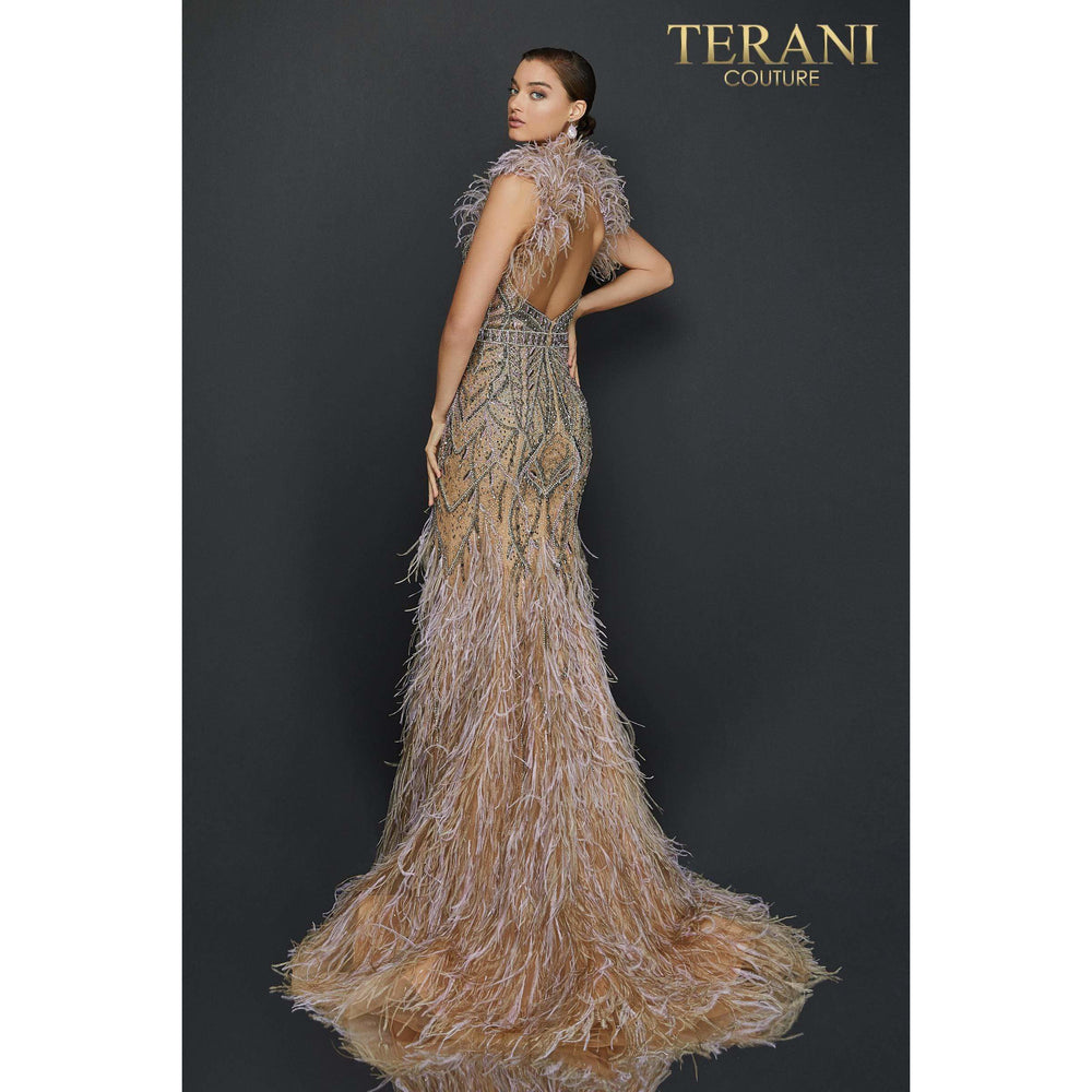 Terani Couture Dress TERANI PAGEANT COLLECTION 2011GL2423