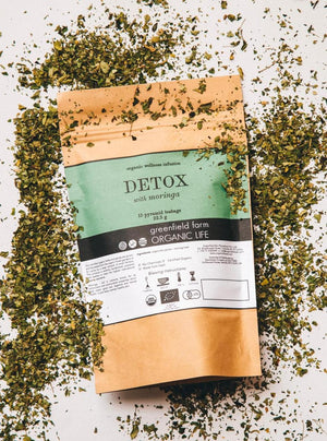 Detox with Moringa