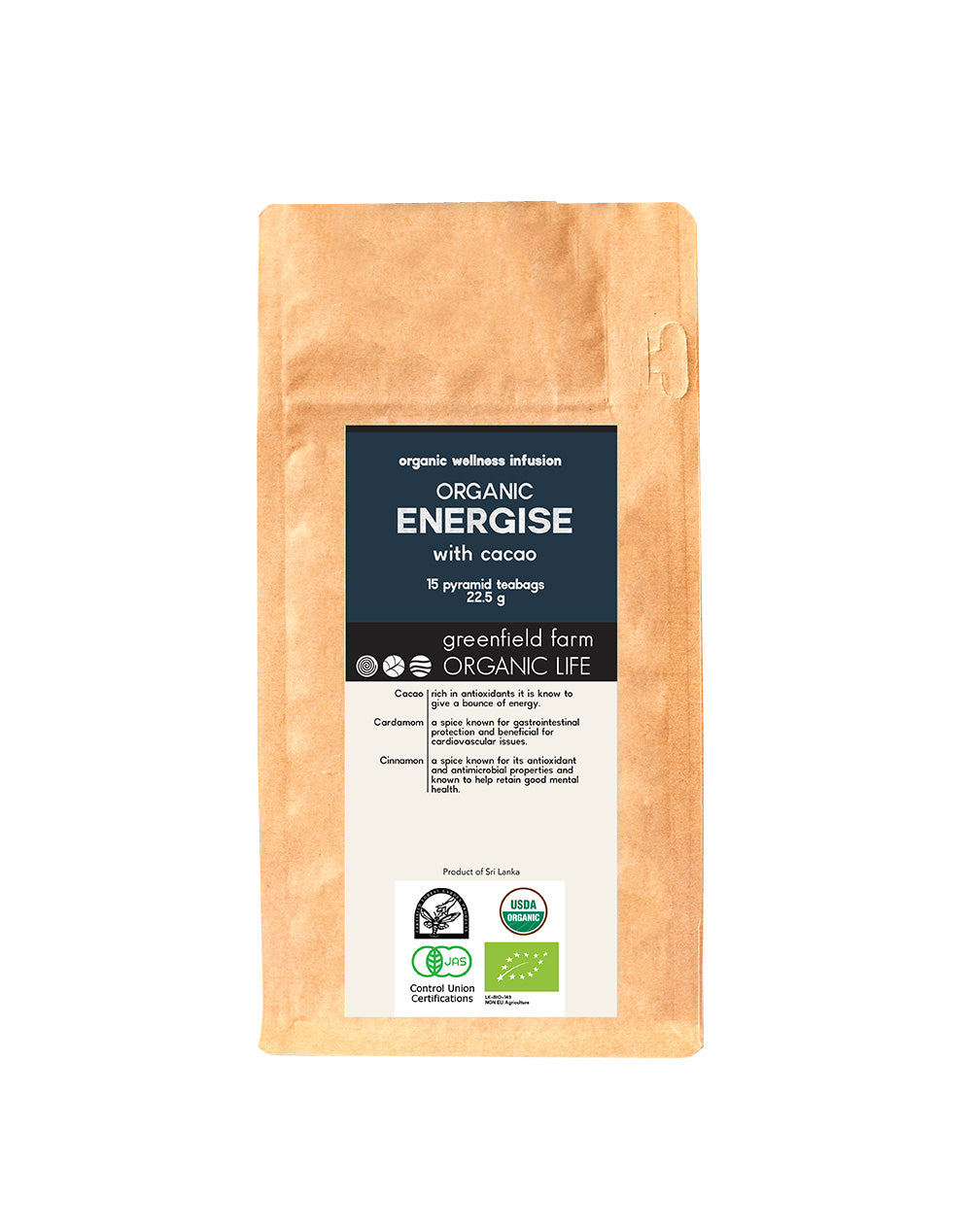 Energise with Cacao