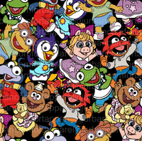 Muppet Babies, pick your style from the menu – Urban Comfort
