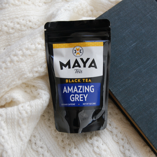 Amazing Grey Black Loose Leaf Tea