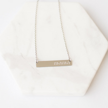 "Load image into Gallery viewer, ""Mama"" Necklace"
