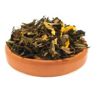 Peach White Loose Leaf Tea