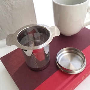 Tea Infuser with Lid