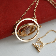 Load image into Gallery viewer, Time Turner Pendant