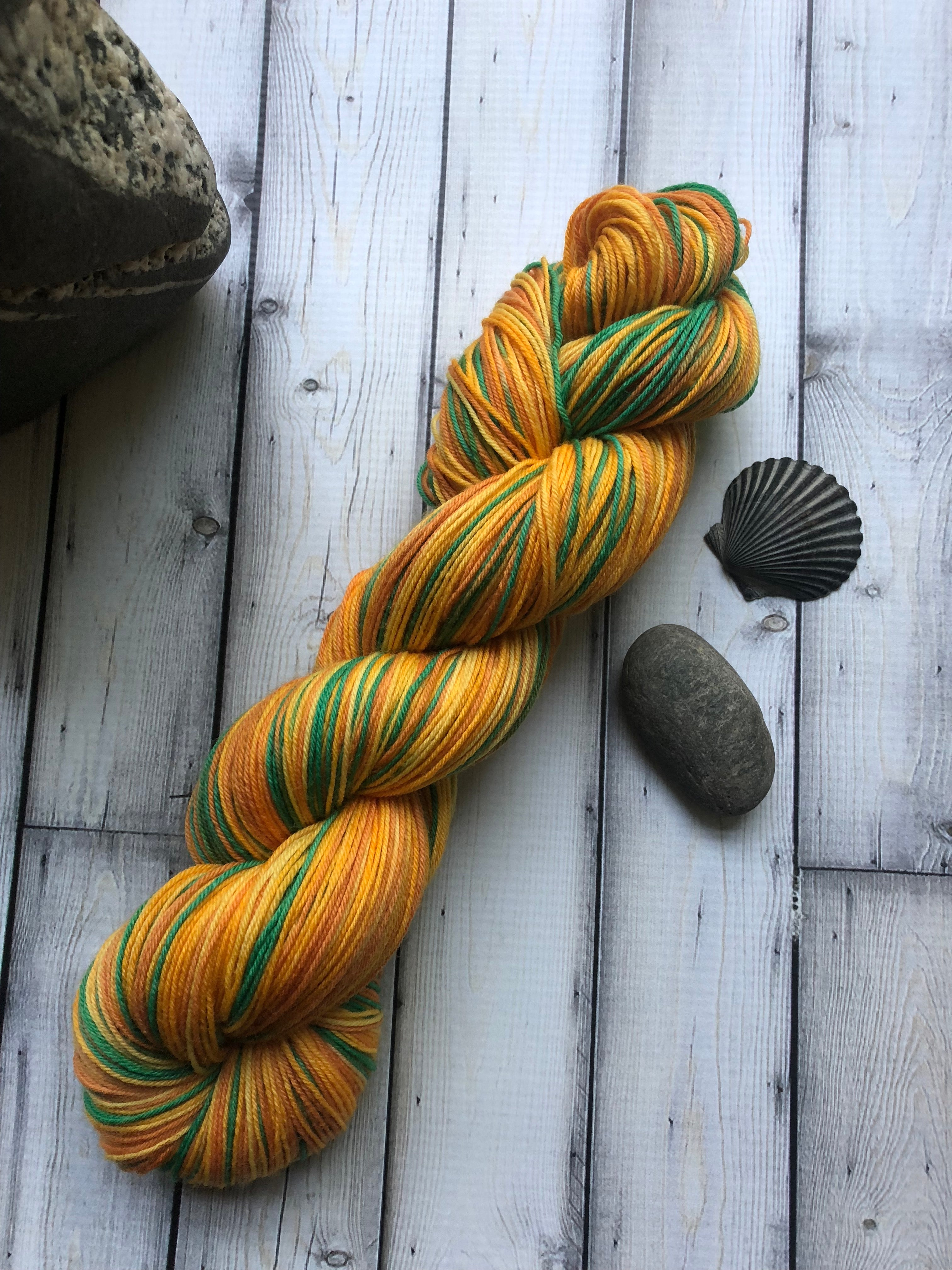 Sock Yarn - Transfigured - DJ Prime
