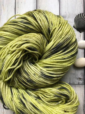 Worsted Weight Yarn - Toxic Rocks It