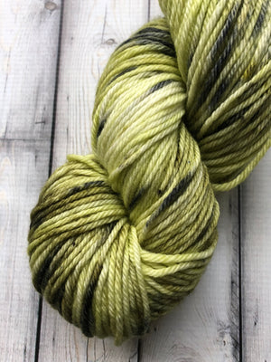 Worsted Weight Yarn - Toxic Rocks It - DJ Heavy