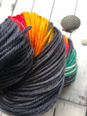 Worsted Weight Yarn - Open Air Market