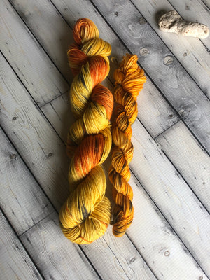 sock yarn demi set
