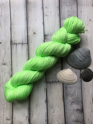 Chartreuse Sock Yarn