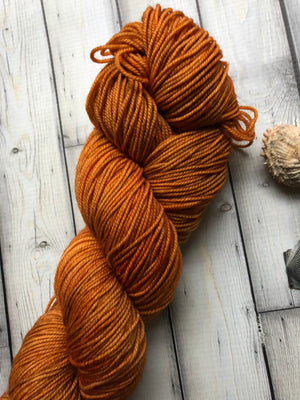 heavy sock weight yarn