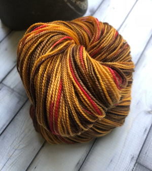 Sock Yarn - Rustle - DJ Smooth