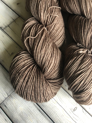 kettle dyed yarn