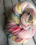 light sock yarn