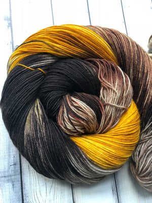 fall sock yarn
