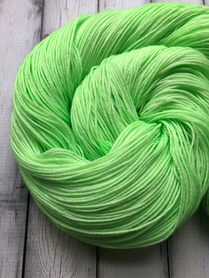 Sock Yarn - Iris Innards - DJ Prime