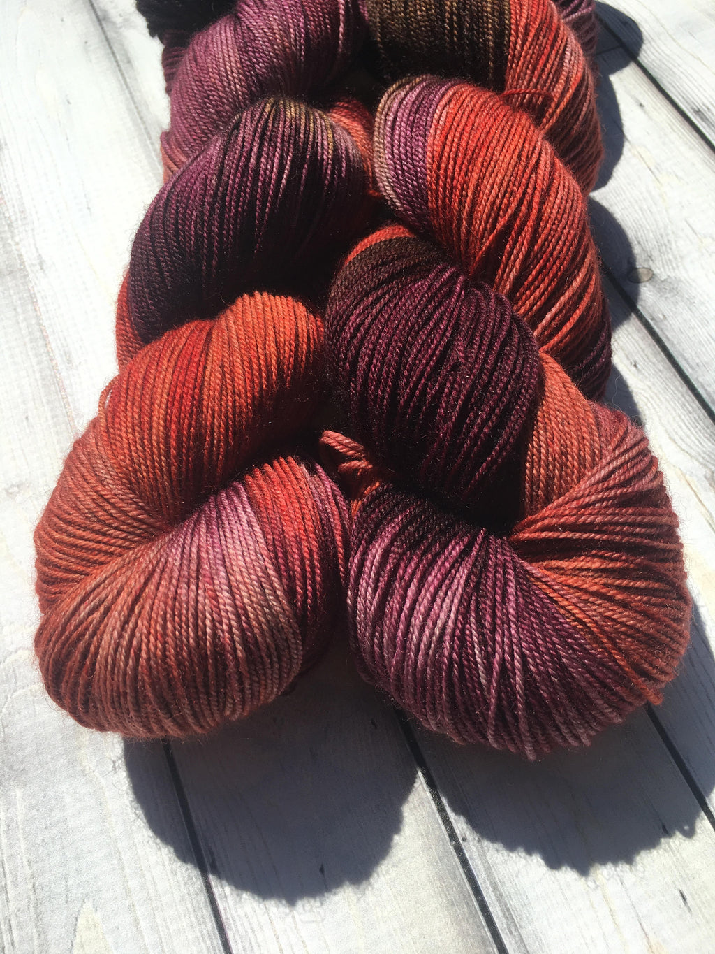 Yak Sock Yarn - Make Mine Mulled