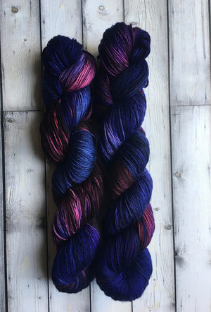 Sock Yarn - New Jack Wonder